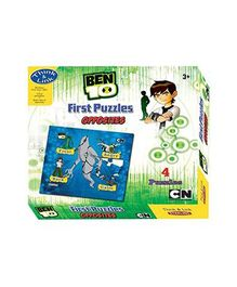 Sterling Ben 10 Opposites Puzzle