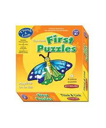 Sterling First Puzzle - Insects