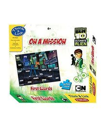 Sterling Ben 10 Puzzle On A Mission - 24 Pieces