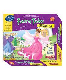 Sterling Fairy Tales Puzzle - Cinderella
