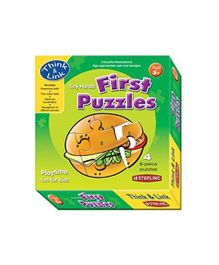 Sterling First Puzzle - Food