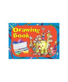 Sterling Drawing Book - English