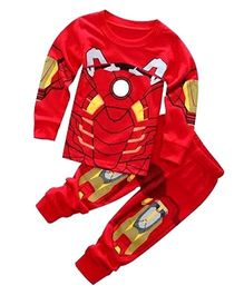 Adores Printed Night Suit - Red