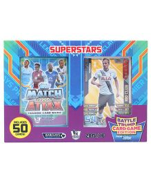 Match Attack Trading Card Game - 50 Cards