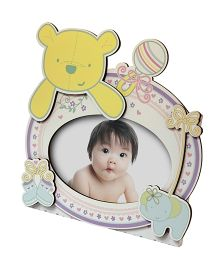 Gifthing Baby Love 4R Wooden Photo Frame - Multi Color