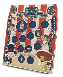 Gifthing Circus Kid Photo Frame
