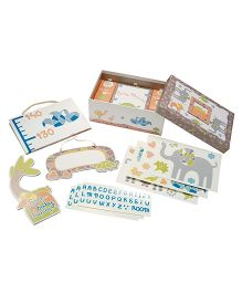Gifthing Mosaic Room Deco Set - Multicolor