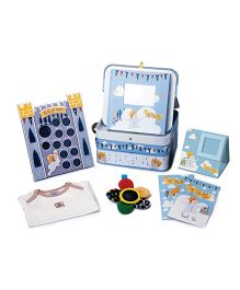 Gifthing My Little King Hamper - Blue