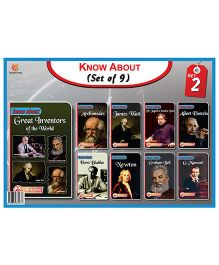 Know About Series Set II Pack Of 9 - English
