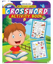 My Activity Crossword Activity Book - English
