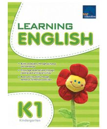 SAP Learning English Kindergarten K1- English