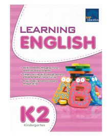 SAP Learning English Kindergarten K2 - English