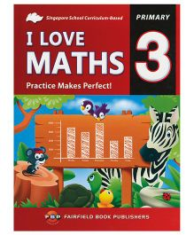 FBP I Love Maths Practice Makes Perfect Primary 3 - English