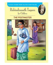 The Postmaster Story Book - English