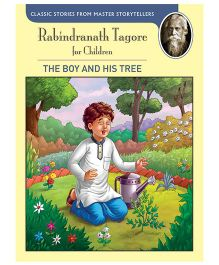 The Boy and His Tree Story Book - English