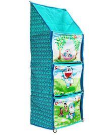 Doraemon Fun Hanging Rack - Blue