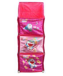 Doraemon Hanging Fun Rack - Pink