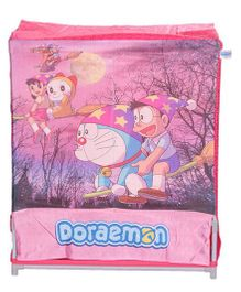 Doraemon Laundry And Toy Tub - Pink