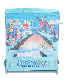 Doraemon Laundry Bag Cum Toy Tub - Sky Blue