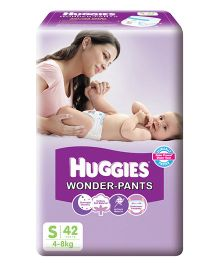 Huggies Wonder Pants Small Pant Style Diapers - 42 Pieces