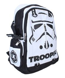 Star Wars School Bag Storm Tropper Print - 19 inches