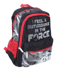 Star Wars School Bag Disturbance in the Force Print - 17 inch