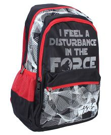 Star Wars School Bag Disturbance in the Force Print - 19 inch