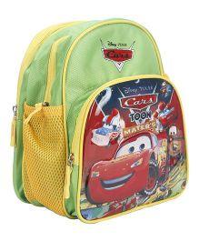 Disney Pixar Cars School Bag - Green