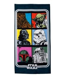 Star Wars Towel Gift Box - Multi Color