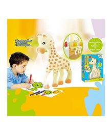 Madsbag Giraffe Shaped Projector Painting