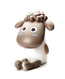 Madsbag LED Table Night Lamp Sheep - Brown