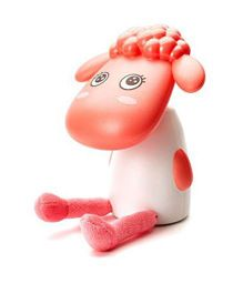 Madsbag LED Table Night Lamp Sheep - Pink