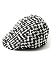 Little Hip Boutique Attractive Beret Cap - Black & White