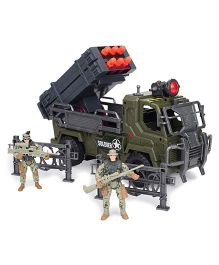 Soldier Force Soldier Heavybone Launcher - Green