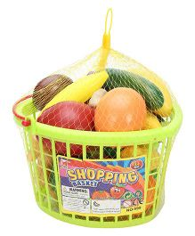 Hamleys Comdaq Vegetable Basket Heart Set - Green