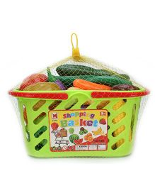 Hamleys Comdaq Vegetable Basket Rectangle - Green