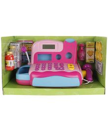 Hamleys Comdaq Cash Register - Pink
