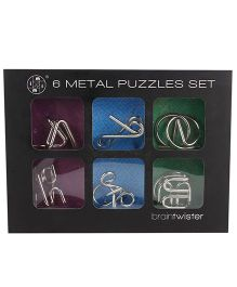 Mi Metal Puzzle Set - 6 Pieces