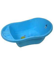 Sunbaby Baby Bath Tub Elephant Print - Blue