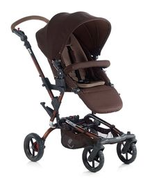 Jane Epic Pushchair With Rain Cover Brown - 5350 R81