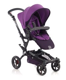 Jane Epic Pushchair Plum - 5375SP S14