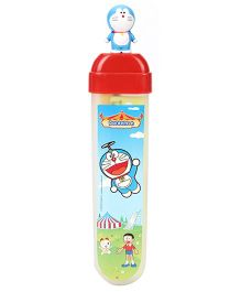 Buddyz Doraemon Figurine Pencil Box - Red