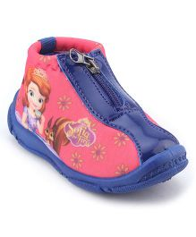 Disney Casual Shoes Sofia Print - Pink