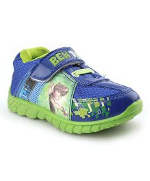 Ben 10 Casual Shoes - Blue