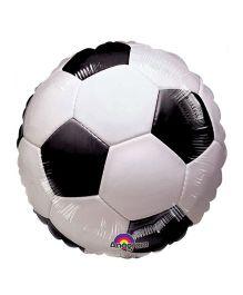 Planet Jashn Championship Soccer Balloon - White And Black