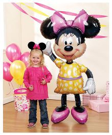 Planet Jashn Minnie Airwalker Balloon