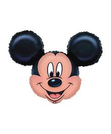 Planet Jashn Mickey Mouse Face Supershape Balloon