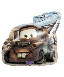 Planet Jashn Disney Pixar Cars Tow Mater Supershape Balloon