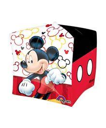 Planet Jashn Mickey Mouse Happy Birthday Balloon