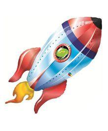 Planet Jashn Alien Space Ship Balloon